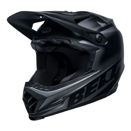 Bell MX 2020 Youth Moto-9 MIPS Helmet (Glory Matte Black)